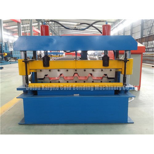 IBR Wall And Roof Panel Forming Machine