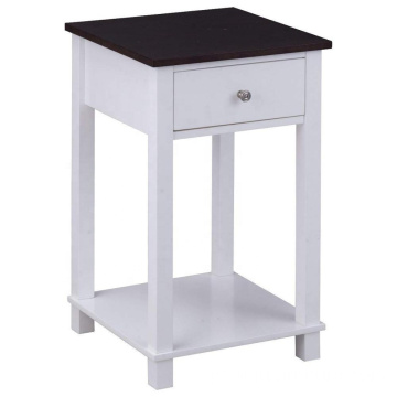 Bedside Cabinet Table Night Stand with Storage Drawer