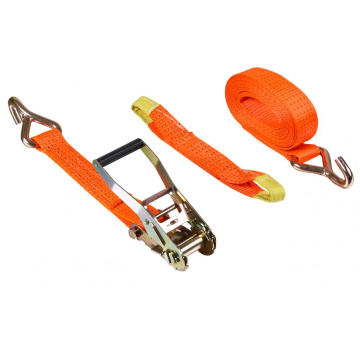 50mm Retractable Ratchet Strap Tensioner with Long Handle