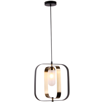 Modern minimalist style chandelier lighting