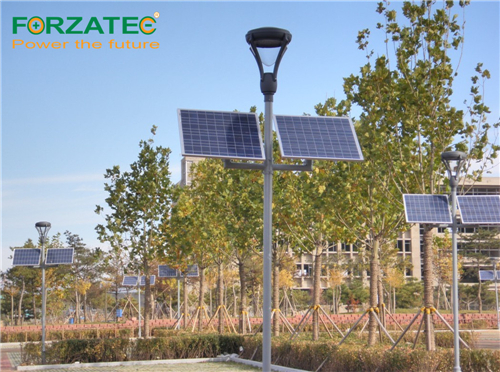 LFP for solar street light
