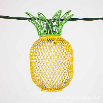 110V Classic Outdoor Waterproof Pineapple String Lights