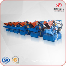 Hydraulic Alligator Iron Metal Pipe Tube Cutting Machine