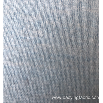 Soft Polyester Jersey Textile Fabric