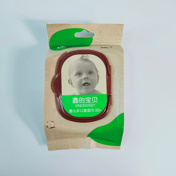Direct Supply Organic Cloth Sensitive Baby Wipes