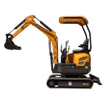 1.5T China mini excavator micro excavatorfor mini digger for sale