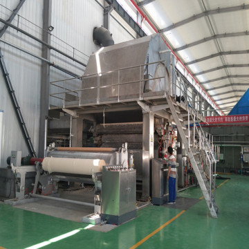 Paper Making Machine For Toilet Paper
