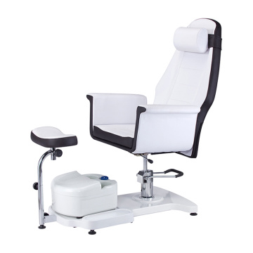 Manicures And Pedicures Chairs White Portable