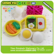 Group food Shaped Eraser Toy,Cute eraser Stationery Gift