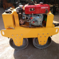 hand held new weight of mini road roller