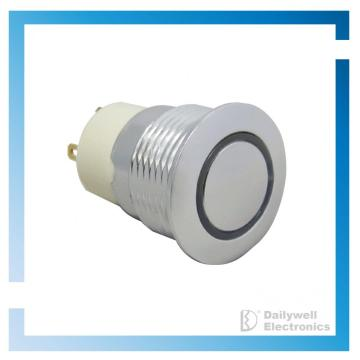 IP67 16mm metal switch