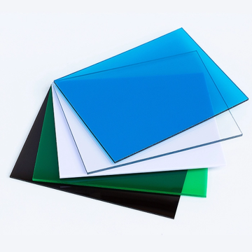 SUZHOU NILIN  clear  Polycarbonate solid sheet
