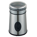stainless steel  coffee bean blender