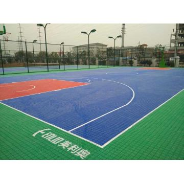 Multiuse sports court flooring for 3*3 basketball court