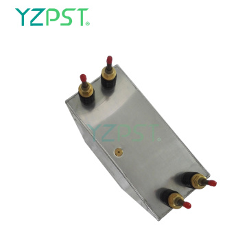 1.8KV 88uF film electric heating capacitor bank