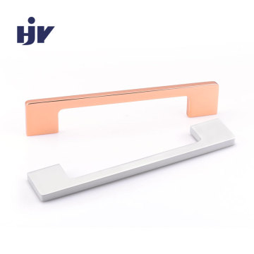 HJY quality hotel room door handles kitchen door knobs