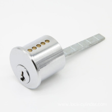 Standard Rim Door Lock Cylinder with Brass Keys
