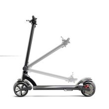Electric scooter with LED display for adult