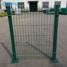 Factory Supply PE CoatedGalvanized Curved Wire Mesh Fence