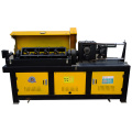 Steel Bar Straightening And Cutting Machine