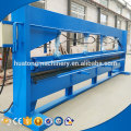 Automatic hydraulic metal bending machine
