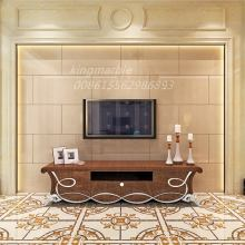 1.22m * 2.44m decorative uv pvc marble wall panels