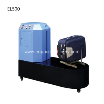 Carton Box Bags Luggage Wrapping Machine