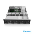 2U network chassis design