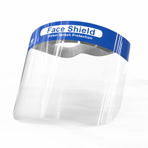 Full Face Clear Isolation Visor Face Shield Protective