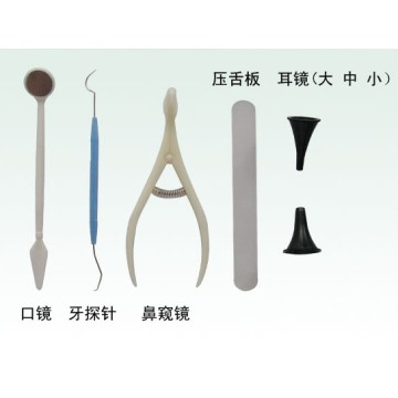 Medical Nasal Speculum Ear Speculum Kit