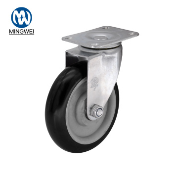 5 Inch Swivel PVC Furniture Caster