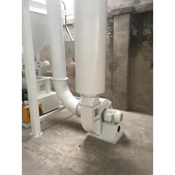 Round Dust press machine