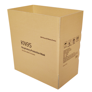 KN95 Medical Face Mask Packing Carton