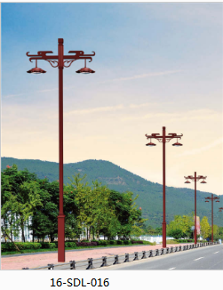 LED Two-arm Street Lamps