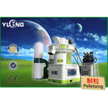molino de pellets Yulong