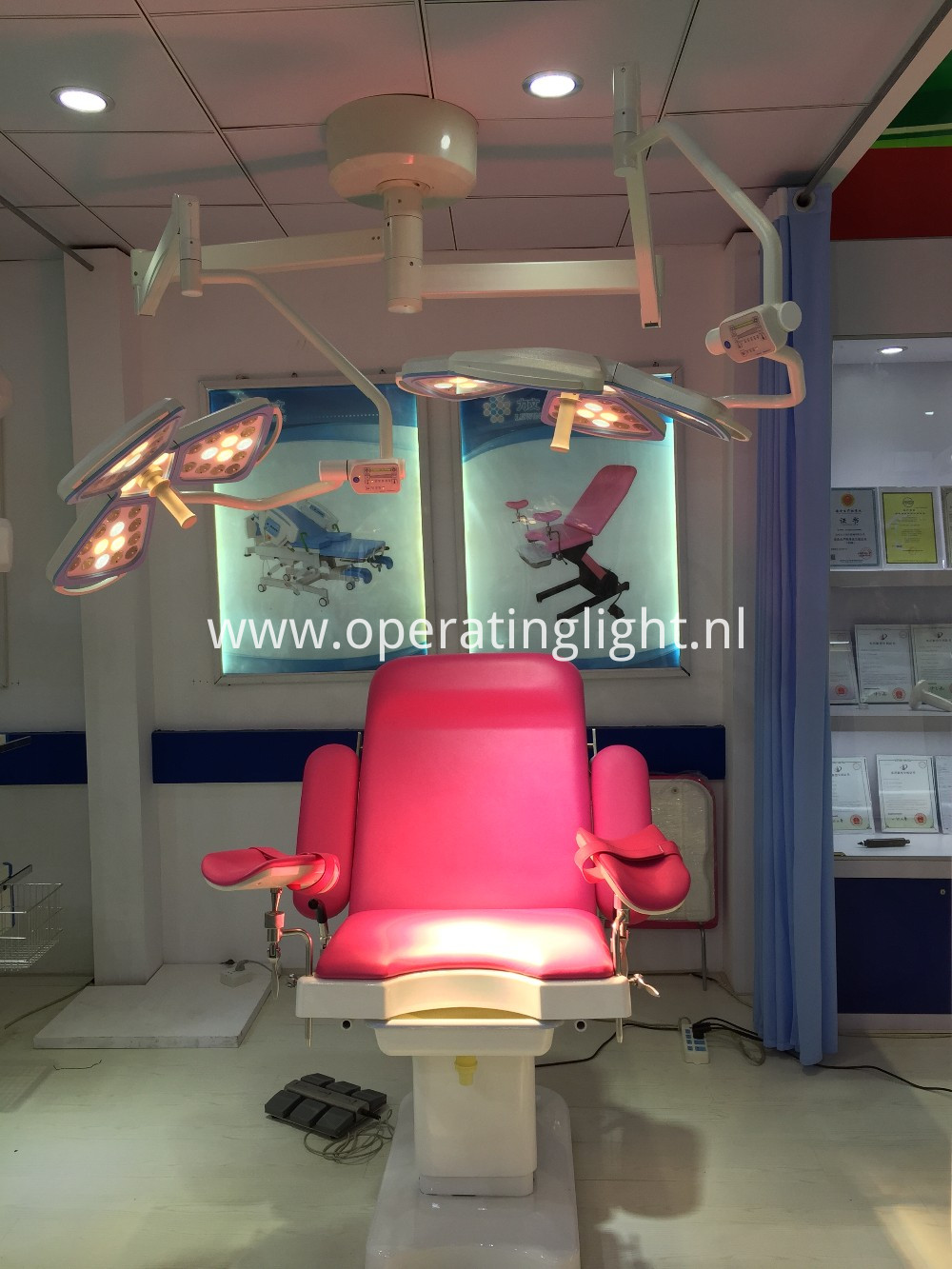 surgical operating lamp 3