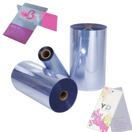for bending covers High quality PET rolls films