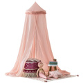 Princess Tassels Decor Curtains Bed Canopy Mosquito Nets