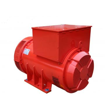 1500rpm Red Color 50HZ Brushless Industrial Generator