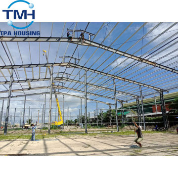 two story light steel frame construction steel building home