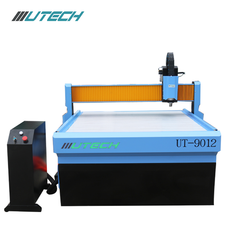 cnc wood engraving router machine