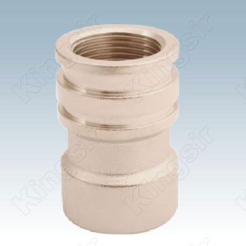 Nickel-plated Preservative Pipe Fitting