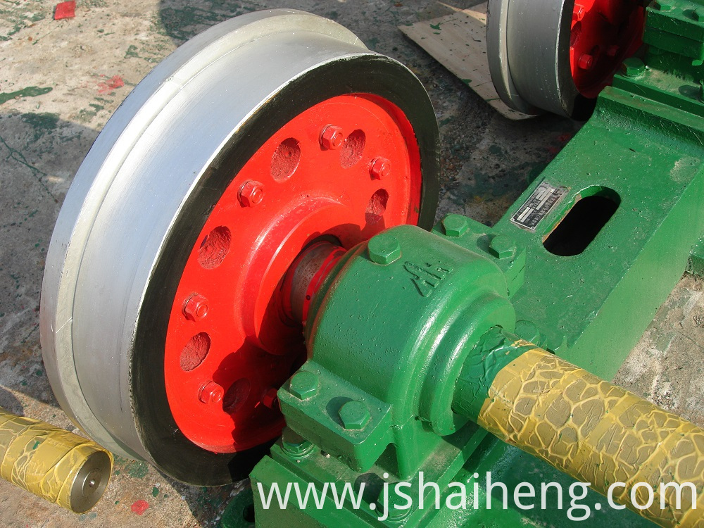 Centrigual Machine For Concrete Spun Pile