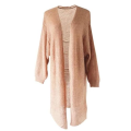 Spring Knitted Long Coat