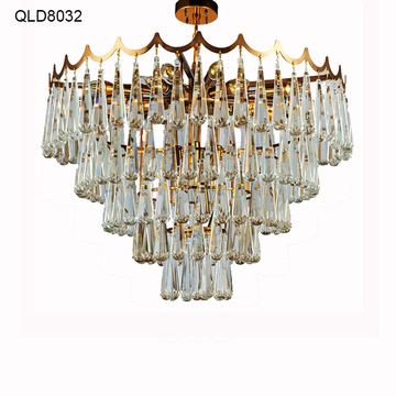 modern chandelier ceiling decorative lighting crystal