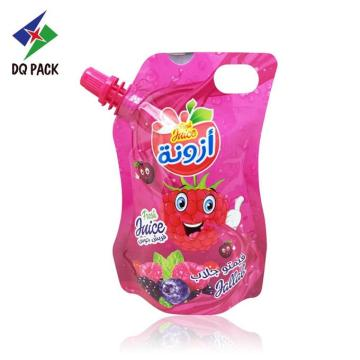 Refill Plastic BPA Free Plastic Squeeze Packaging bag