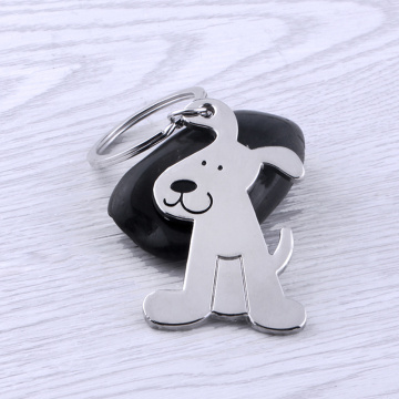 Personalized Fashion Key Chain Dog Shape Key Chains