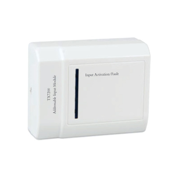 Intelligient Addressable Input Module for Fire Alarm