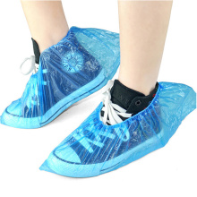 Disposable waterproof PE plastic shoes cover