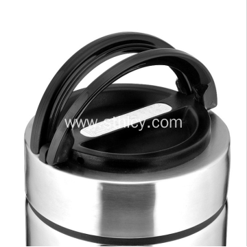 Double Wall Steel Insulated Vacuum Lunch Box